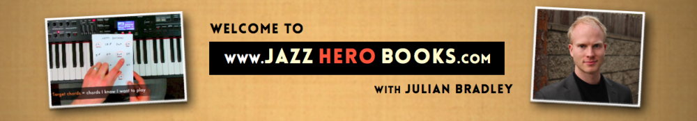 Jazz Hero Books