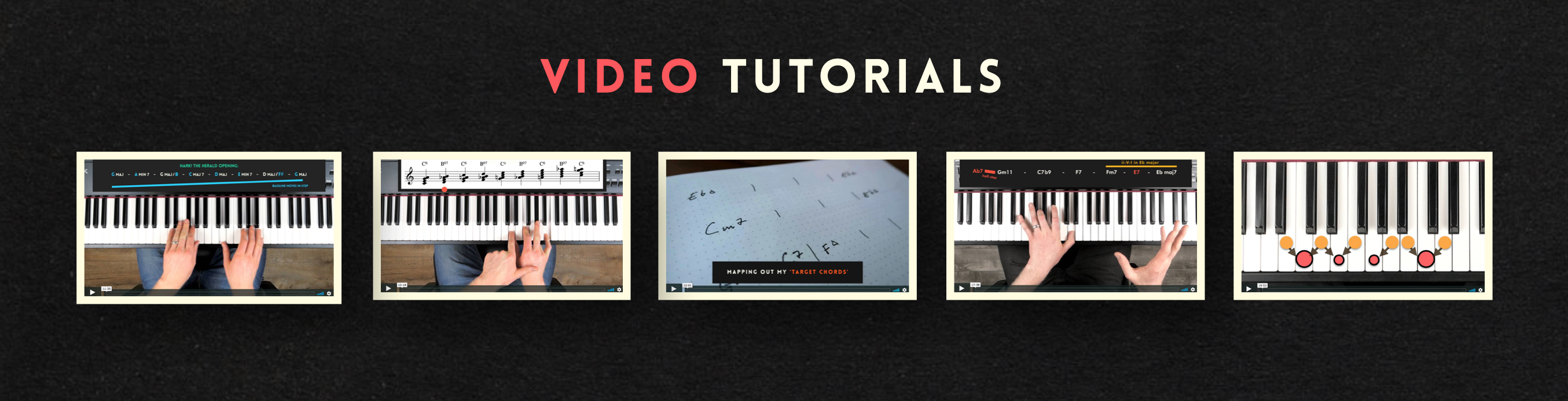 Start learning jazz piano today
