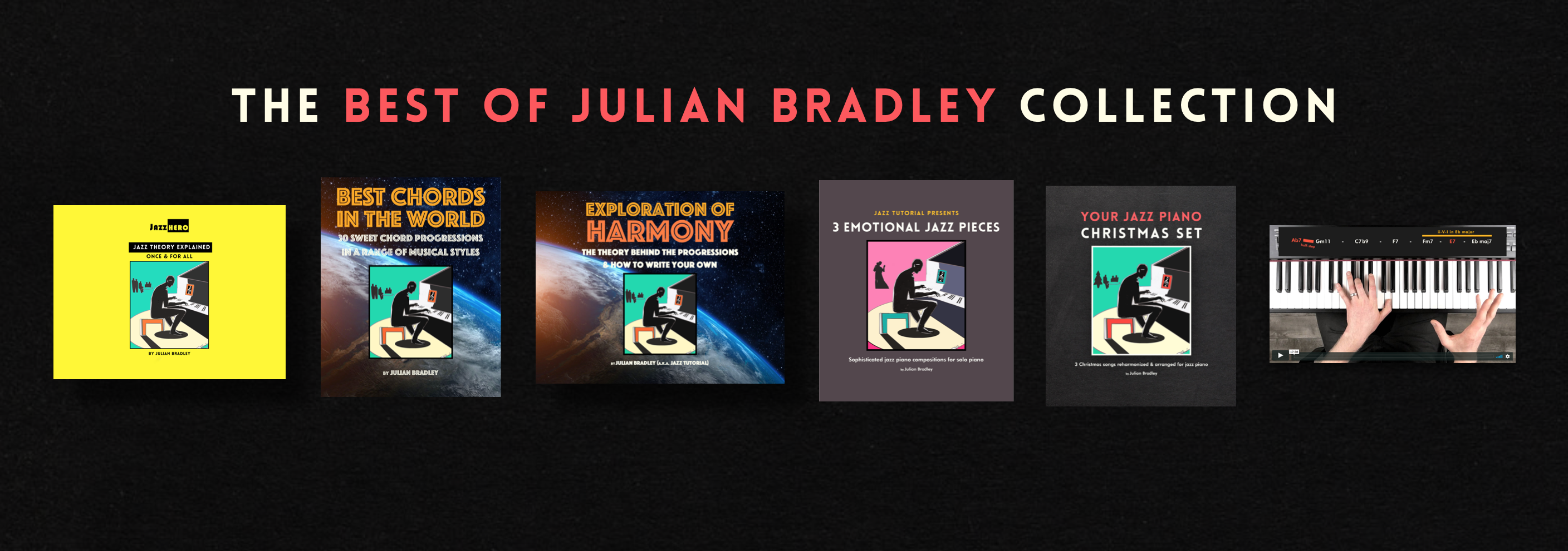 best of julian bradley jazz collection